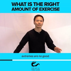 What Is The Right Amount Of Exercise