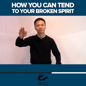 How You Can Tend To Your Broken Spirit