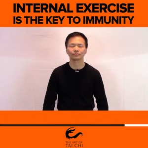 Internal Exercise Is the Key To Immunity