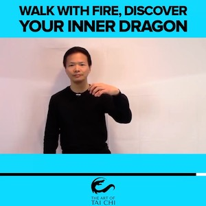 Walk With Fire, Discover Your Inner Dragon