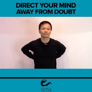 Direct Your Mind Away From Doubt