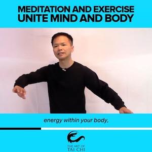 Meditation & Exercise Unite Mind And Body