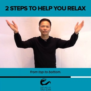 2 Steps To Help You Relax