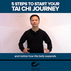 5 Steps To Start Your Tai Chi Journey