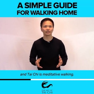A Simple Guide for Meditative Walking