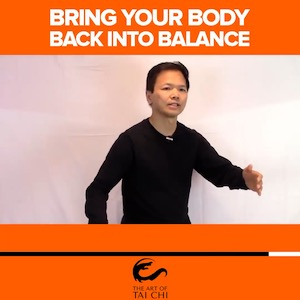 Bring Your Body Back Into Balance