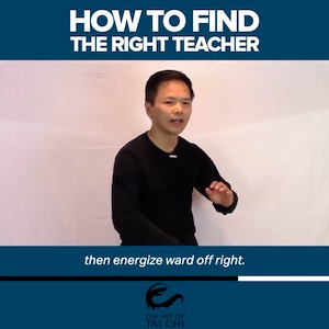 How To Find The Right Teacher