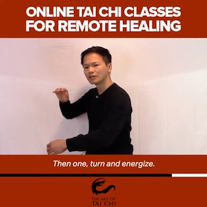 Online Tai Chi Classes For Remote Healing